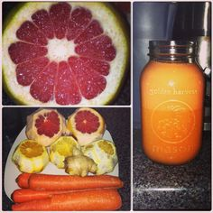 A SERIOUS Fat-Flushing Juice recipe (only 4 ingredients)!! Click image for recipe.  Also includes how to make this juice recipe without a juicer.