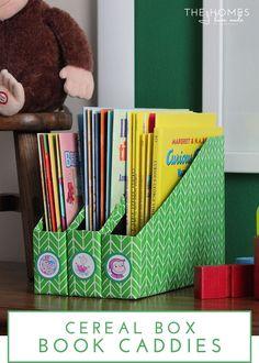 Super Kids Book Storage Ideas – organizes pretty home - DIY Kinderzimmer Ideen Organizing Kids Books, Kids Room Organization, Organizing Ideas, Best Children Books, Childrens Books, Kids Storage, Storage Ideas, Book Storage Kids, Book Racks For Kids