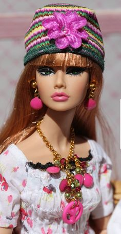 My dolls have been influenced by the IFDC Poppys. Barbie Top, Barbie Hair, Barbie Life, Barbie Dolls, Barbie Clothes, Glam Doll, Hey Gorgeous, Poppy Parker, Doll Wardrobe