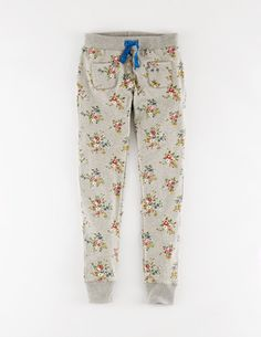 Love the fact that I can wear Johnnie B myself - these are perfect 'slumping' trousers!