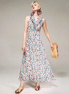 Fashion Prints, Boho Fashion, Ruffles, Spanish, Unique, Pattern, Clothes, Shopping, Color