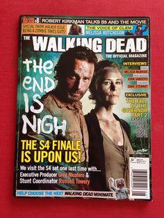 Coração de Walker apertado! Ansiosa pela Season finale amanha, mas como viver sem TWD durante tantos meses. Campanha: por um hiato menor em Walking Dead.