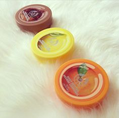 the bodyshop bodybutters