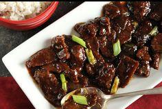 Actual Pf Chang's Mongolian Beef P. Changs Mongolian Beef By Todd Wilbur Recipe - Genius Kitchen Mongolian Beef Recipe Pf Changs, Mongolian Beef Recipes, Mongolian Chicken, Carne Asada, Boeuf Mongol, Most Popular Recipes, Favorite Recipes, Restaurant Recipes, Dinner Recipes