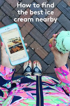 Ice cream is the ultimate way to celebrate rising temperatures. Download Foursquare to find the best places to get a refreshing treat near you.