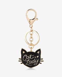 d4ccf2275903 ok originals cat lady keychain Senhora Dos Gatos