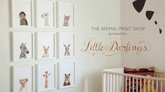 The Animal Print Shop Little Darlings