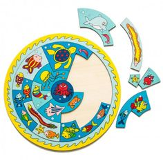 triumph Puzzle, Toys, Tableware, Activity Toys, Puzzles, Dinnerware, Clearance Toys, Tablewares, Gaming