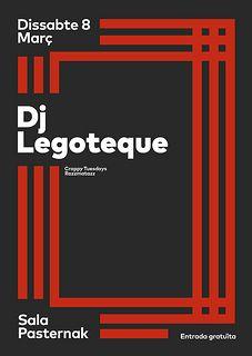Dj Legoteque by www.quimmarin.com