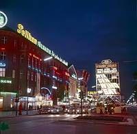 1960. Deutschland. Berlin. Charlottenburg. Kurfürstendamm