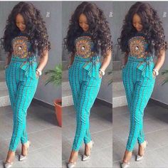 Cute & Casual Jumpsuits for African 2018 ⋆ fashiong4