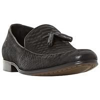 Dune Rockwell Reptile Effect Tassle Loafers, Black , Dune , John Lewis Mens Loafers Shoes, Loafer Shoes, Men's Shoes, Brogues, John Lewis, Dune, Reptiles, Wedges, Pairs