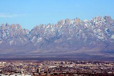 Las Cruces, NM | Organ Mountains