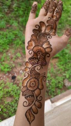 Very Simple Mehndi Designs, Mehndi Designs Front Hand, Latest Arabic Mehndi Designs, Latest Bridal Mehndi Designs, Stylish Mehndi Designs, Full Hand Mehndi Designs, Mehndi Designs 2018, Mehndi Designs For Beginners, Wedding Mehndi Designs