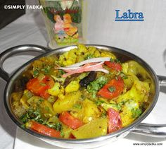 Simply TADKA: Labra- Assamese Cuisines