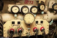 submarine interiors 1980's - Google Search