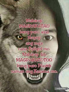 Tagalog Quotes Patama, Woman Quotes, Life Quotes, Hugot, Good Morning Love, Heavens, Plastic, Quotes About Life, Quote Life