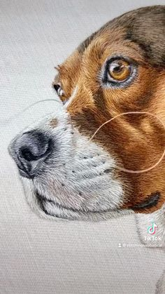 Portrait Embroidery, Flower Embroidery Designs, Simple Embroidery, Hand Embroidery Stitches, Crewel Embroidery, Embroidery Techniques, Embroidery Patterns, Thread Painting, Thread Art