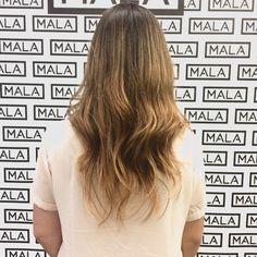 Enzo Vicensotti by MALA PELUQUERIA. #mala #malapeluqueria #antesdespues #colorcorrection #ombre #sombre #bronde #balayage #blondhair #chicamala #rubiamala
