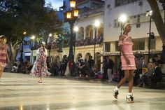 The Chanel Cruise Docks in Havana - -Wmag