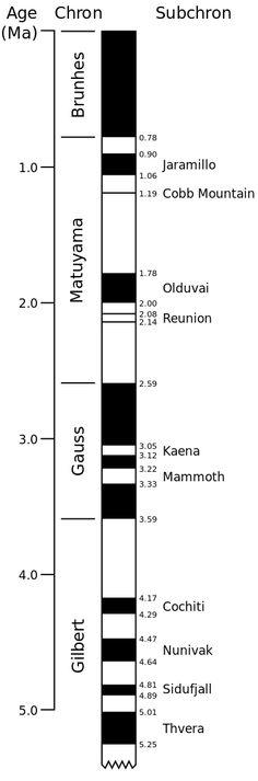 Cuadros sinópticos sobre Eras Geológicas y sus divisiones ...
