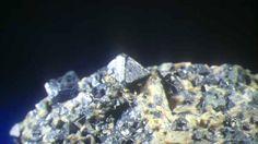 Cromita. #Minerals #ÒxidsiHIdròxids