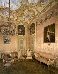 Stupinigi Royal Palace, Piedmont, Turin, Italy