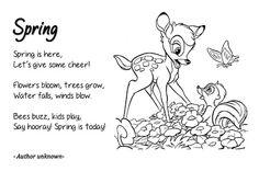 Enjoy Teaching English: SPRING POEMS