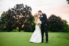 Gorgeous golf course wedding photography at Naperville Country Club. Chicago Wedding Venues, Country Club Wedding, Photo Credit, Wedding Blog, Golf Courses, Most Beautiful, Wedding Photography, Weddings, Wedding Dresses