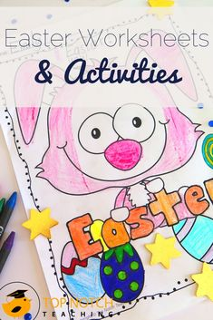 Do you look at holidays as a distraction or a focus point? A little creativity goes a long way to keeping kids learning during holiday times. That doesn't have to mean more work for you. These 37 Easter worksheets and activities will add holiday fun to your lessons. Download, print, and you're ready to go.