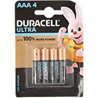 Duracell Ultra Alkaline Aaa Batteries Pack Of 8 Duracell Duracell Batteries Alkaline