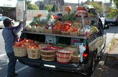 By local fruit and vegetables in the south!  ecohomeresource.com