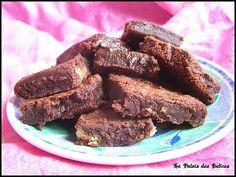 New-York's Brownies, l'ultime brownies super fondant au chocolat noir