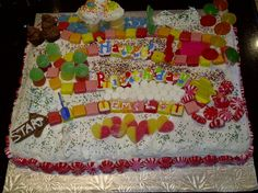 Made-by-me:-) #candyland