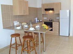 simple kitchen design in minimalist style