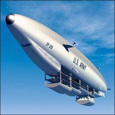 Thread: High-Tech Cargo Airships