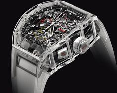 La Richard Mille RM 056