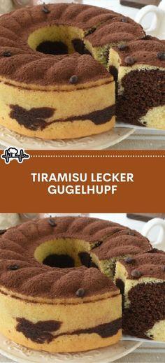 Tiramisu lecker Gugelhupf – Die Küche Healthy Oils, Doughnut, Lorem Ipsum, Oreo, Deserts, Food And Drink, Cooking, Breakfast, Ethnic Recipes