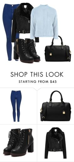 """ghbhjg"" by v-askerova on Polyvore featuring мода, Topshop и La Bête"