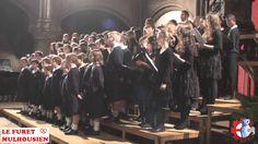 Chœur de Filles du Collège Jean- XXIII et le Chœur de Garçons de Mulhouse