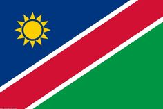 Page about the country Namibia, its capital, currency, animals, and more. Discover Namibia right on this page. Flags Of The World, We Are The World, List Of Countries, Countries Of The World, Kos, Geography Quiz, Land Of The Brave, Best Vpn, Scrappy Quilts