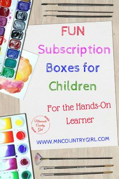 Fun subscription box