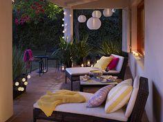Relooker sa terrasse à petit prix