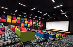 snuggling is required at the tulikino cinema in slovakia