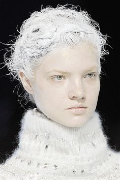 Detail at Moncler Gamme Rouge | Fall 2013
