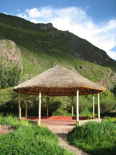 The Ayaruna Center is located in Pisac, in the Sacred Valley of the Incas, between Cusco and Machu Picchu; we are surrounded by amazing mountains and overlooking the ancient Pisac ruins. I have built a house and ceremony temple for Ayahuasca and an open one for San Pedro here in order to pursue my healing read more