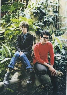 mgmt! These guys will be in st Louis November 12! Can't wait!