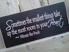 Wise bear that Winnie the Pooh