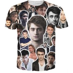 Daniel Radcliffe Paparazzi T-Shirt (345 ARS) ❤ liked on Polyvore featuring tops, t-shirts, all over print tee, sexy tops, sexy t shirts, sexy tee and radcliffe