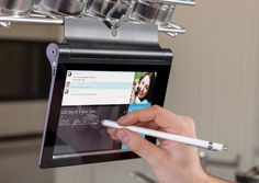 #Lenovo Yoga 2 tablet with Windows 8.1, #AnyPen technology announced at #CES2015